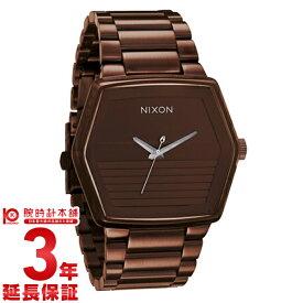 NIXON [海外輸入品] ニクソン メイヤー ALLBROWN/BROWN A018-471 メンズ 腕時計 時計【あす楽】