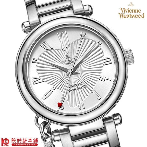VivienneWestwood [海外輸入品] ヴィヴィアンウエストウッド 腕時計 オーブ VV006SL レディース 腕時計 時計