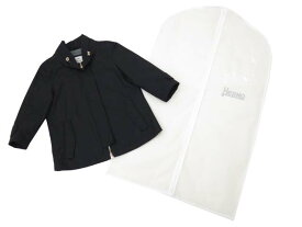 HERNO ジャケット ブラック 38 A1【中古】