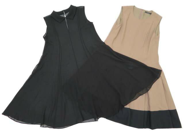 FOXEY BOUTIQUE 38120 Dress(Charlotte) ブラックブラック 42 S1【中古】