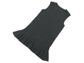 FOXEY BOUTIQUE 39180 Knit Top(Anemone) リッチグレー 42 A1美品【中古】