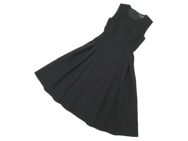 FOXEY BOUTIQUE 36861 Dress(TUILE) ブラックブラック 38 A1美品【中古】