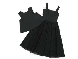 FOXEY BOUTIQUE ドレス 41408 ブラックブラック 38 '20年 未使用【中古】