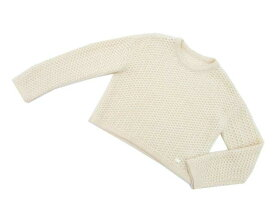 FOXEY BOUTIQUE 40351 Sweater(Chouquettes) ホワイト 40 S2【中古】