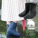 【送料無料】MOZ レインブーツ レディース ショート 長靴 レディース おしゃれ 雨靴 女性 完全防水 履きやすい 歩きや…