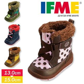 【送料無料】IFME子供靴ブーツベビーキッズ男の子女の子9720