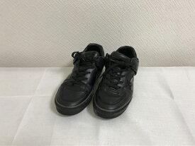 【中古】本物ルイヴィトンLVモノグラム本革レザースニーカーブーツ靴黒ブラック25.5cmトラベル旅行メンズレディース6ハーフ
