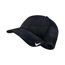 Nike Golf Mesh Back Cap II Black/Black Large/X-Large HAT メンズ US サイズ: Large カラー: ブラック