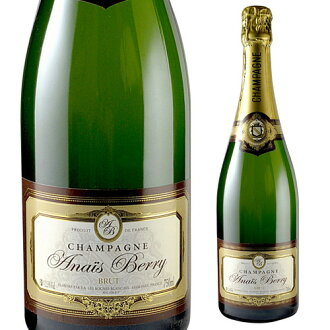 Anais Berry Champagne Brut [champagne]