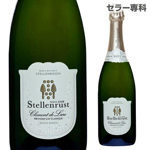 ステレンラスト MCCスパークリング ロゼ NV 750ml[南アフリカ][ステレンボシュ][スパークリングワイン] [メトード キャップ クラシック]