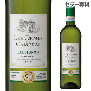 レ ゾルム ド カンブラス ソーヴィニョンブラン 白ワイン 辛口 750ml フランス 長S