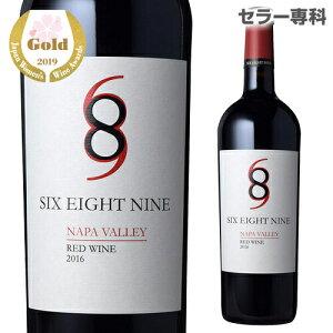 シックス エイト ナイン(689) ナパ ヴァレー レッド 赤ワイン アメリカ カリフォルニア シックス エイト ナイン セラーズお歳暮 御歳暮 歳暮 お歳暮ギフト 敬老の日 お中元