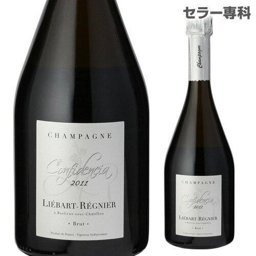 【50%OFF】リバール レニエコンフィデンシア 2011 750ml シャンパン シャンパーニュ