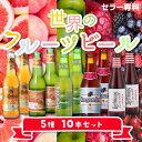 世界のフルーツビール 5種10本セット【送料無料】[詰め合わせ][飲み比べ][長S]