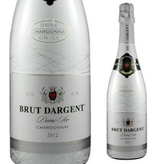 브룽트・달 쟌 아이스・두미섹크 Brut Dargent Ice Demi Sec [프랑스][흰색][단맛][거품][스파클링 포도주][Sparkling Wine]