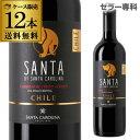【誰でもP5倍 11/15限定】サンタ バイ サンタ カロリーナ カルメネール/プティ ヴェルド 長S 赤ワイン