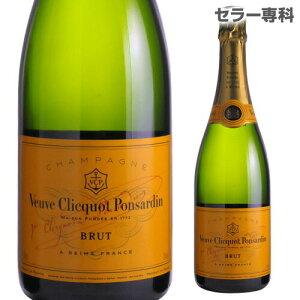 ヴーヴ クリコ ブリュット 並行品 750mlVEUVE CLIQUOT BRUT フランス シャンパン シャンパーニュ 白 辛口 泡 長S ワイン ワインギフトお歳暮 御歳暮 歳暮 お歳暮ギフト 敬老の日 お中元