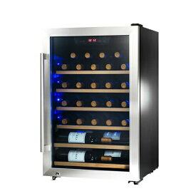 STYLECREA スタイルクレアSC-30(ガラス扉)30本ワインセラー コンプレッサー式 家庭用 業務用 N/B