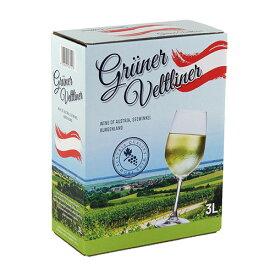 ≪箱ワイン≫グリューナー・フェルトリナー トロッケン 3L オーストリア ボックスワイン BOX BIB バッグインボックス 白ワイン 長Sお歳暮 御歳暮 歳暮 お歳暮ギフト 敬老の日 お中元