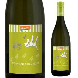 ツァーヘル ビオ ウィーナー ホイリゲ 2019 750ml オーストリア ウィーン オーガニック ビオ 有機 新酒 ヌーボー 白ワイン 長S