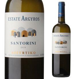 【誰でもワインP7倍 4/15限定】サントリーニ アシルティコ 2019 エステート アルギロス 750ml ギリシャ 白ワイン 長S