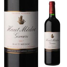 オー メドック ド ジスク−ル 2017 750mlフランス ボルドー オー メドック 赤ワイン 長S