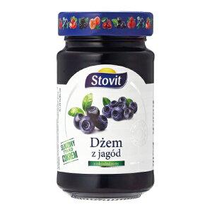 ストビット ブルーベリージャム 賞味期限2021年9月 ジャム ポーランド blueberry jam stovit 長S