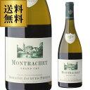 【送料無料】モンラッシェ 2013 ジャック プリウール 750ml フランス ブルゴーニュ 特級 白ワイン 虎