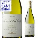 【よりどり6本以上送料無料】サヴル デュ タン シャルドネ 白ワイン 辛口 フランス 750ml 長S