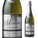 モーヴ スパークリング アップルジュース 750ml ノンアルコールワイン シャンパン アルコールフリー Alc.0% 炭酸飲料 …