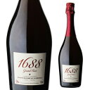 1688 グラン ロゼ 高級ノンアルコール スパークリング Grand Rose フランス産 750ml ノンアルコールワイン ノンアルコールシャンパン アルコールフリー Alc.0.00% 虎姫