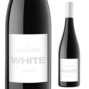 モンルビ ホワイト 2018 750ml スペイン ペネデス チャレロ 白ワイン 長S