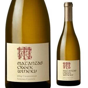 マタンザス クリーク ワイナリー シャルドネ 2015 750ml 白ワイン アメリカ カリフォルニア ソノマ 虎