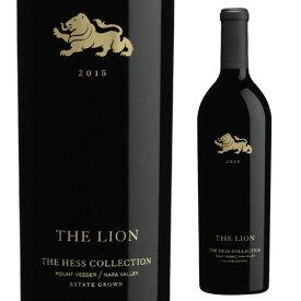 ザ ヘス コレクションザ ライオン 2015 750ml アメリカ カリフォルニア ナパ 赤ワイン 虎