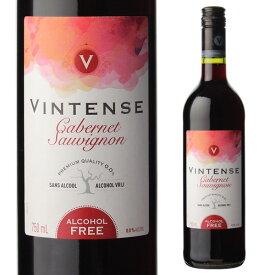ヴィンテンス カベルネ ソーヴィニヨン 750ml アルコールフリー 赤 ノンアルコールワイン