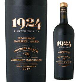 ナーリーヘッド 1924 バーボンエイジド ダブルブラック カベルネ 750ml 赤ワイン 辛口 フルボディ アメリカ カリフォルニア 長S