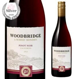 ウッドブリッジ ピノノワール 750ml カリフォルニア 赤 辛口 長S