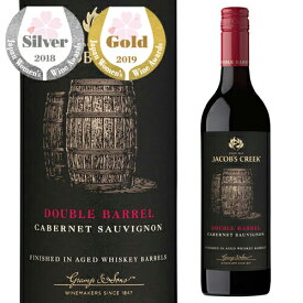 ジェイコブス クリーク ダブル バレル カベルネ ソーヴィニヨン 750ml 赤ワイン 辛口 オーストラリア 長S