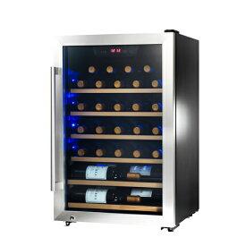 スタイルクレアSC-30(ガラス扉)30本ワインセラー コンプレッサー式 家庭用 業務用 N/B