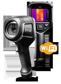 赤外線サーモグラフィ FLIR E5XT WiFi 最新モデル