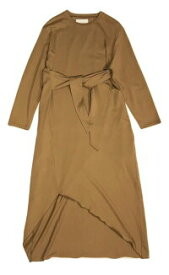 RITA リタ FRONT KNOTS LONG FLARE DRESS レディース ワンピース ドレス