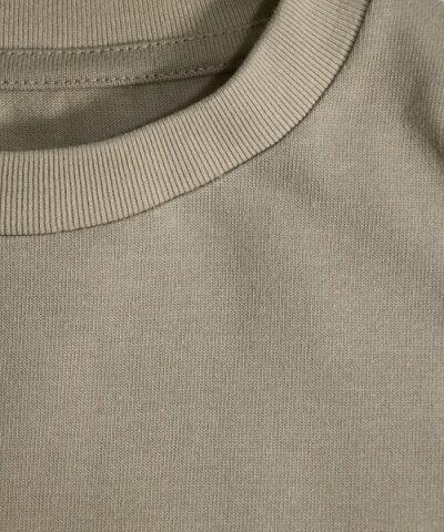 MADEINSTANDARDHEAVYJERSEYSLITCREWメイドインスタンダードビッグTシャツビッグシルエットホワイトブラックベージュネイビーヘビーオンス