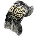 シルバーリング シルバーアクセサリー 指輪 イージーライダー ツーリング 西部開拓時代 男性用指輪 サイズ調整可能 フ…