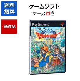 PS2 ドラゴンクエストVIII 空と海と大地と呪われし姫君 DQ8 ドラクエ8 【中古】