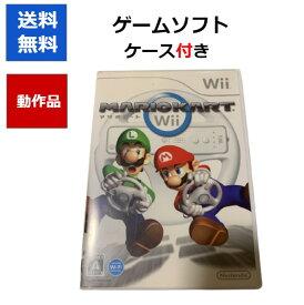 Wii マリオカート 外箱・説明書付き 【中古】
