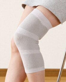 "[BSFINE]膝用サポーター(1枚)(男女兼用)""着る岩盤浴BSFine""長さ:M(26cm)/L(29cm)"