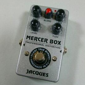 【送料無料】JACQUES Stompboxes 《ジャック・ストンプボックス》 MERCER BOX-2 [商品番号 : 2541] エフェクター(ディストーション)