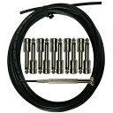 "Montreux 《モントルー》 Montreux Premium Cable ""Arena Ace Straight plug kit"" [商品番号 : 2936] パッチケーブルキット"