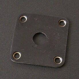 【メール便発送可!!】Montreux 《モントルー》 59 LPC black 3ply jackplate relic [商品番号 : 396] ジャックプレート
