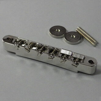 Montreux《蒙特勒》ABR-1 style Bridge non-wired Nickel[商品号码:8755]桥]